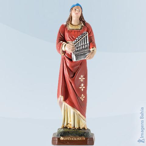 Santa Cecília, 120cm