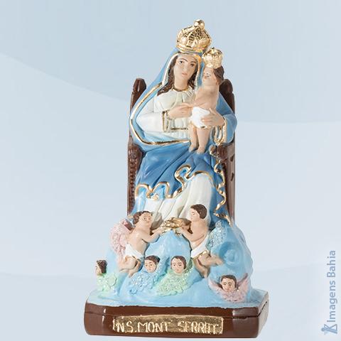 Imagem de Nossa Senhora de Mont Serrat