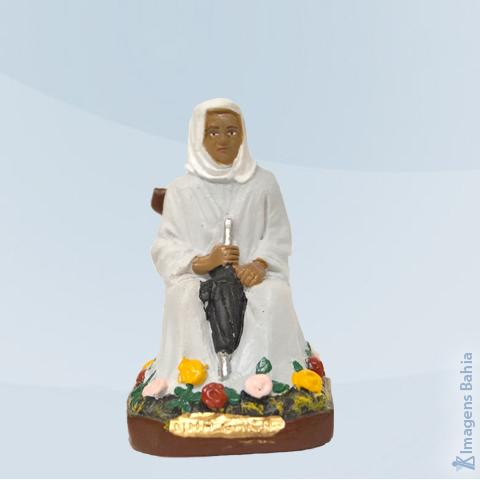 Imagem de Nhá Chica em resina