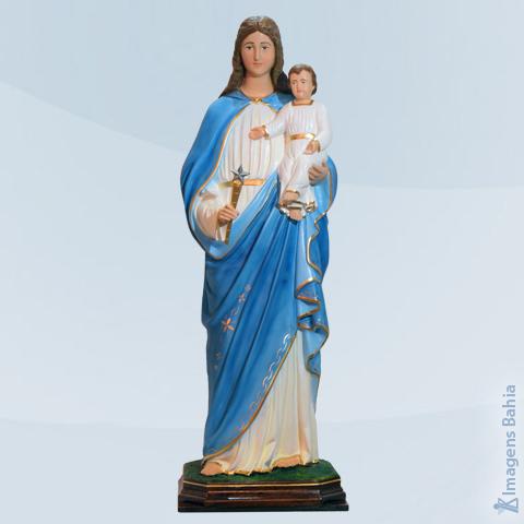 Nossa Senhora da Guia, 80cm