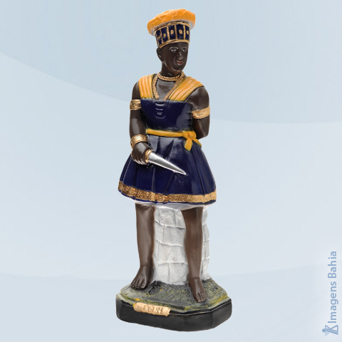 Imagem de Ogum do Candomblé