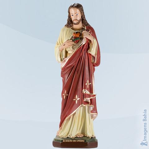 Coração de Jesus, 100cm