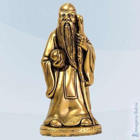 Imagem de Deus Da Fartura (Dourado)