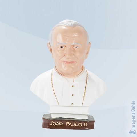 Papa João Paulo II, 20cm