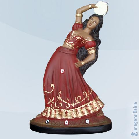 Imagem de Pomba Gira Dançarina