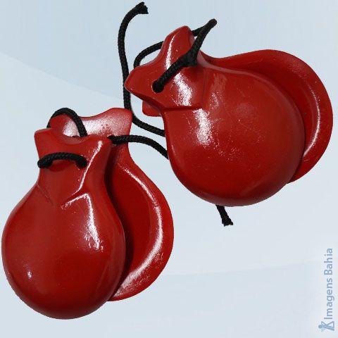Imagem de Castanholas (Vermelha)