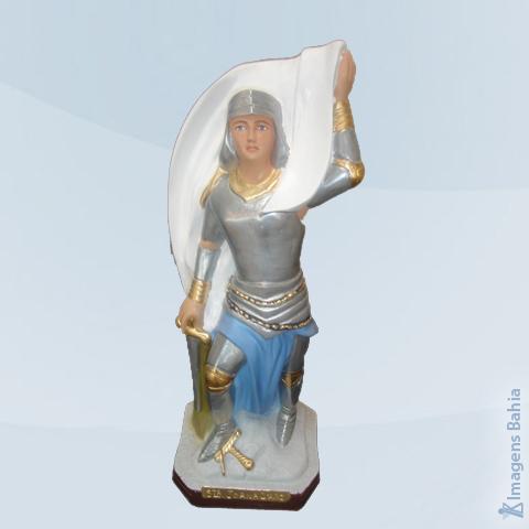 Santa Joana D'arc, 20cm