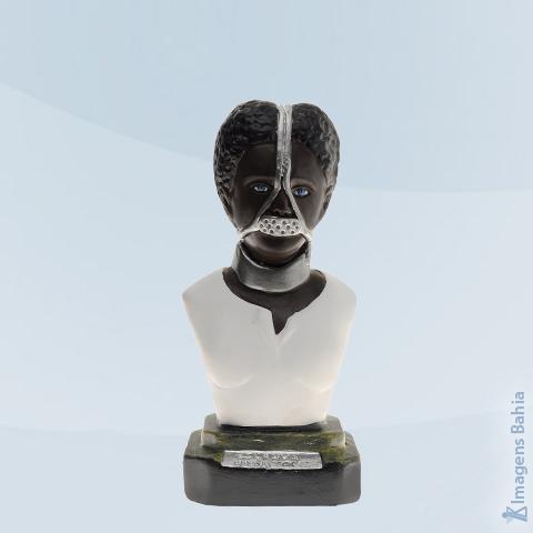 Imagem de Escrava Anastácia (busto)