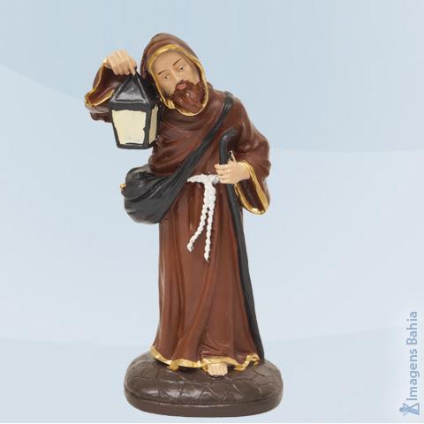 Imagem de São Longuinho em resina