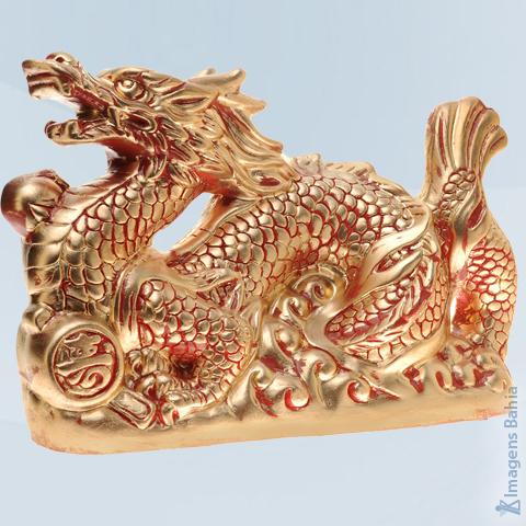 Imagem de Dragão Chinês ve