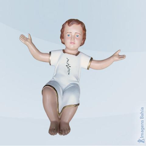 Imagem de Menino Jesus roupa azul