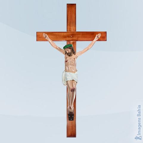 Crucifixo Completo, 100cm
