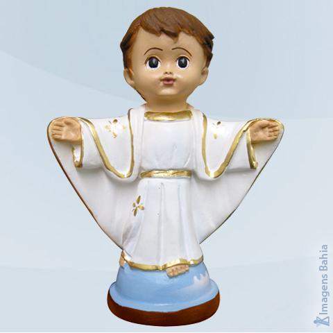 Cristo Redentor mirim, 15cm