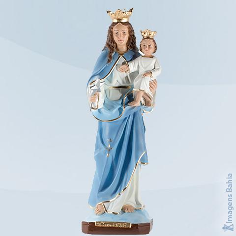 Nossa Senhora Auxiliadora, 60cm