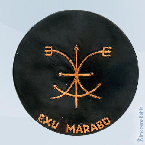 Imagem de Ponto de Exu Marabô