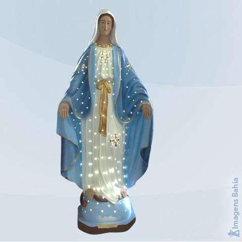 Imagem de Nossa Senhora Graças Iluminada
