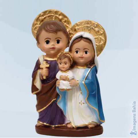 Sagrada Família linha infantil, 15cm