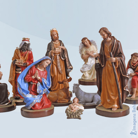 Imagem de Presépio com 12 peças