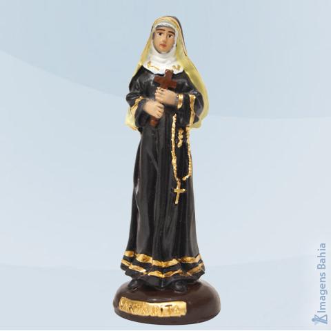 Imagem de Santa Rita em resina