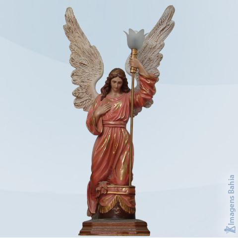 Imagem de Anjo Celestial Esquerdo com luminária