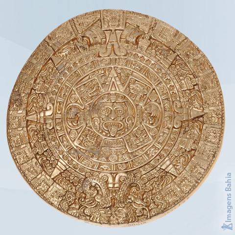 Sol Asteca, 28cm