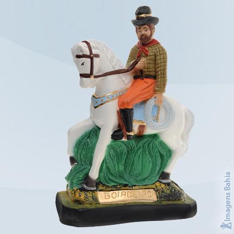 Pai Boiadeiro A Cavalo, 20cm
