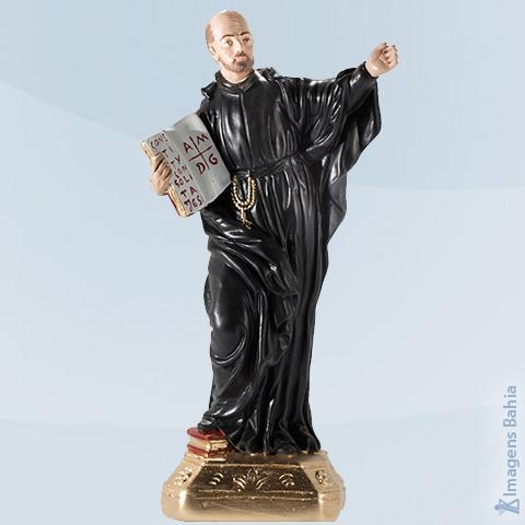 Santo Inácio De Loyola, 25cm