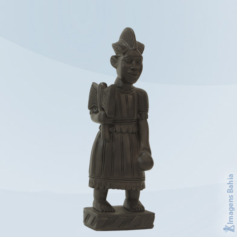 Xangô Yorubá, 30cm