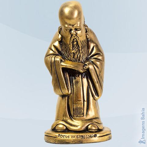 Imagem de Deus Da Sabedoria (Dourado)