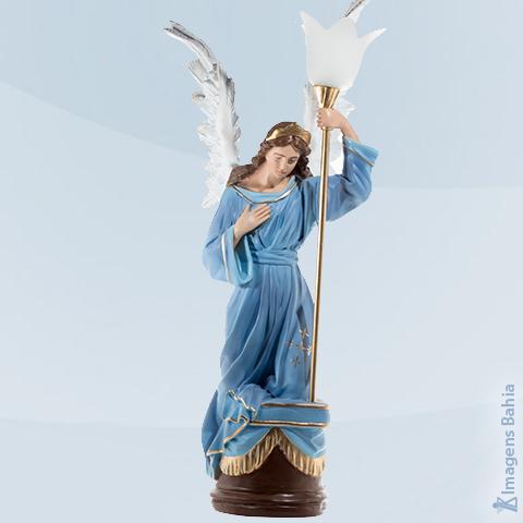 Imagem de Anjo Celestial Direito com luminária