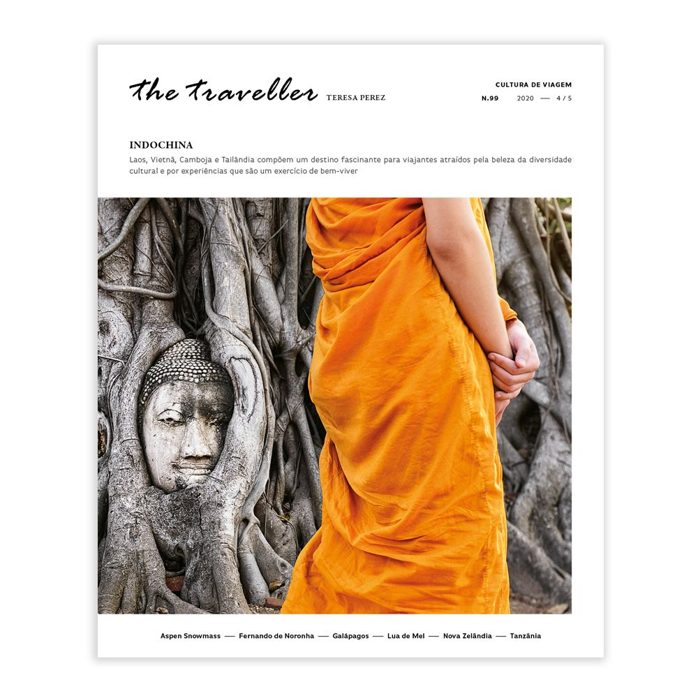 The Traveller nº 99