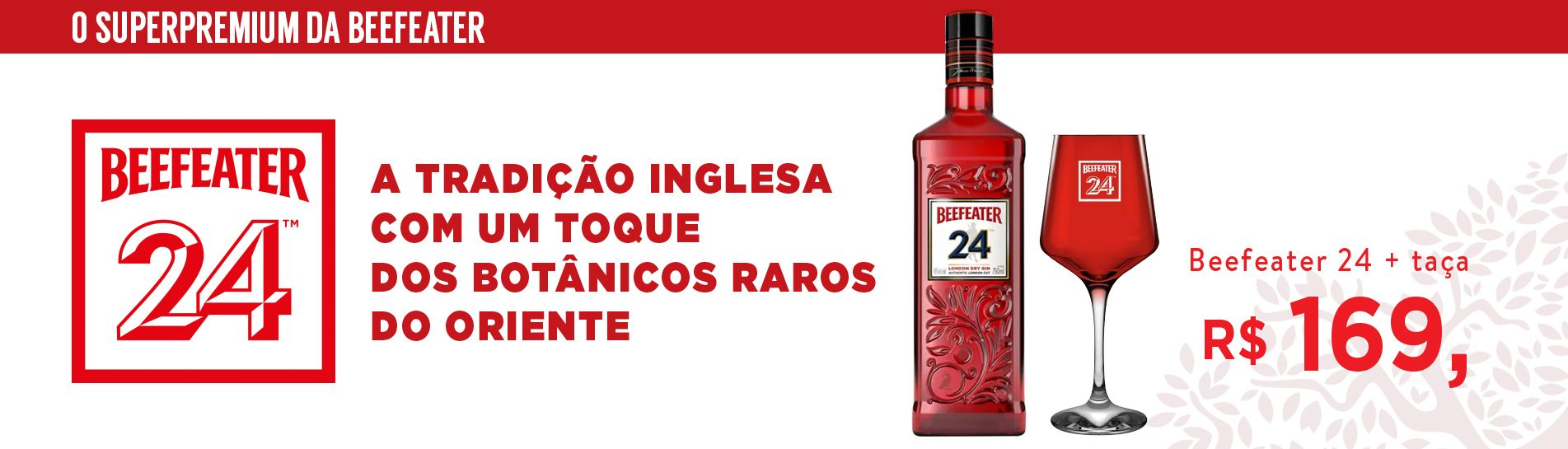Promo Beefeater 24