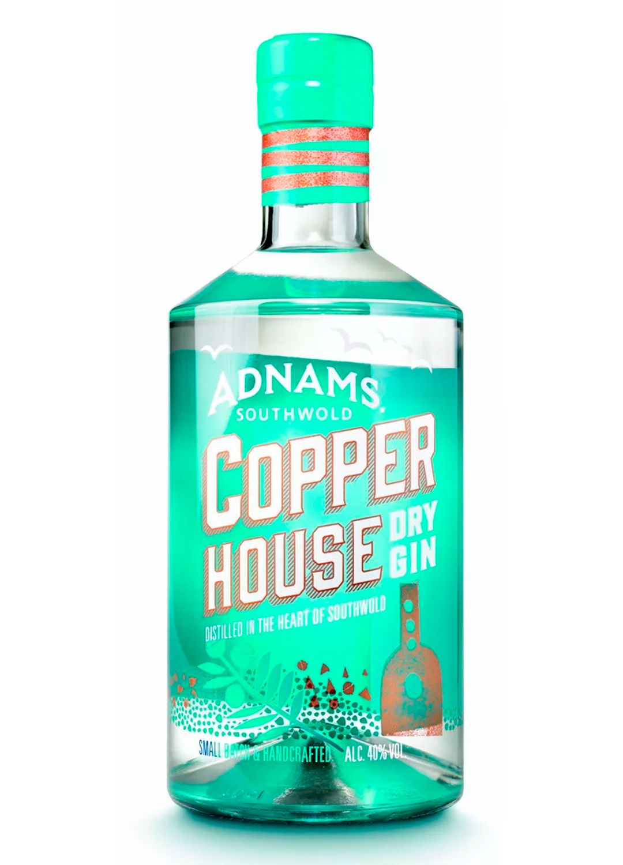 GIN ADNAMS COOPER HOUSE - 700 ML