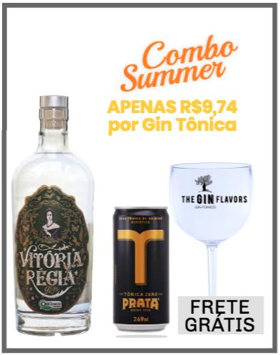 Combo Summer Vitória Régia