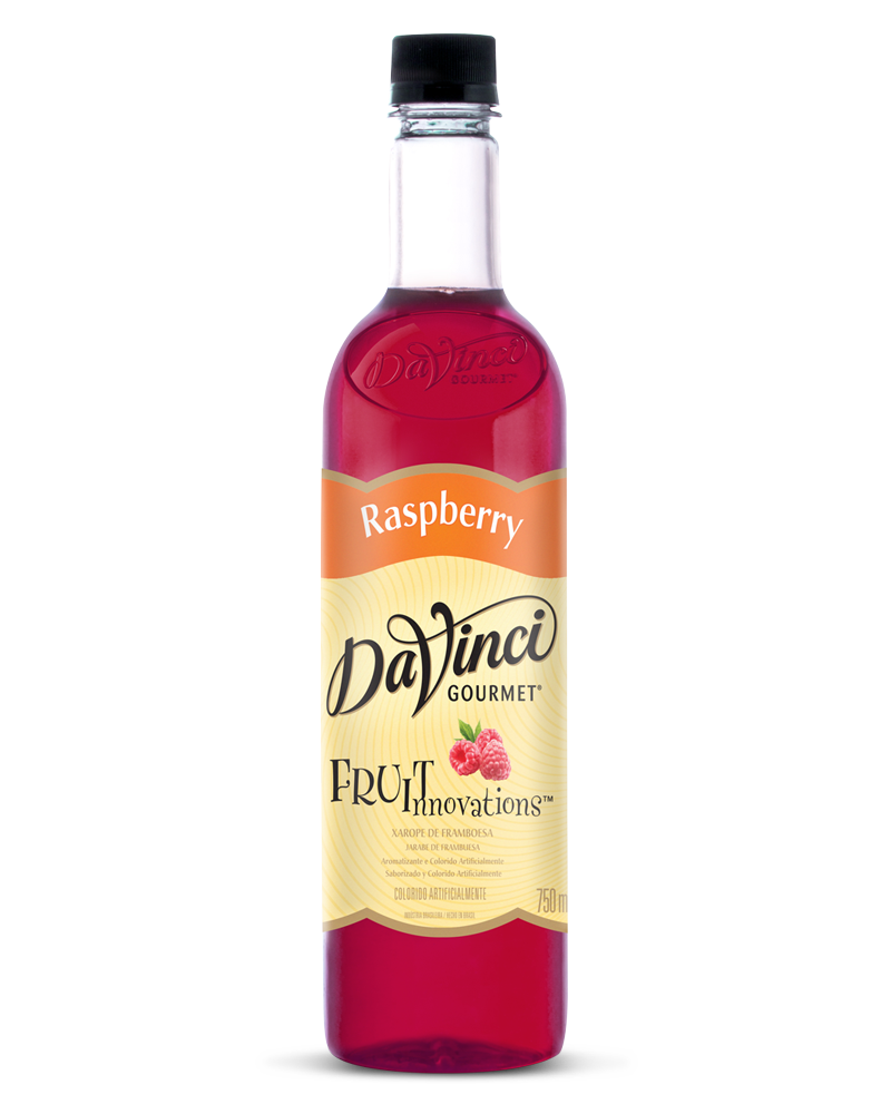 XAROPE PARA DRINKS DA VINCI - RASPBERRY - 750 ML