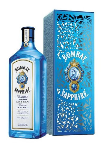 Special Box Edition - Bombay Sapphire