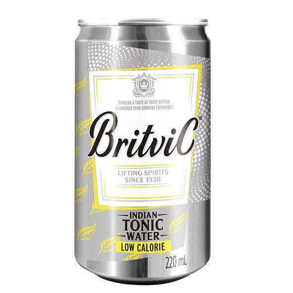 Água Tônica Britvic - Indian Zero Açúcar - 220 ml
