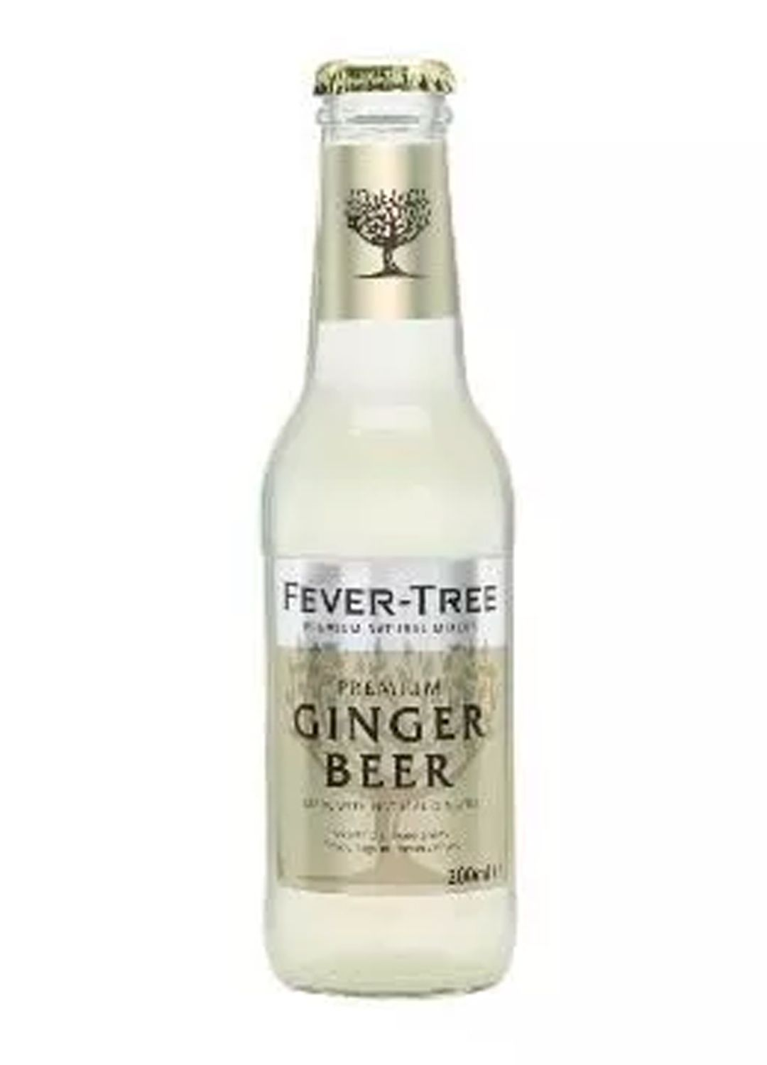 GINGER BEER - FEVER TREE - 200 ML