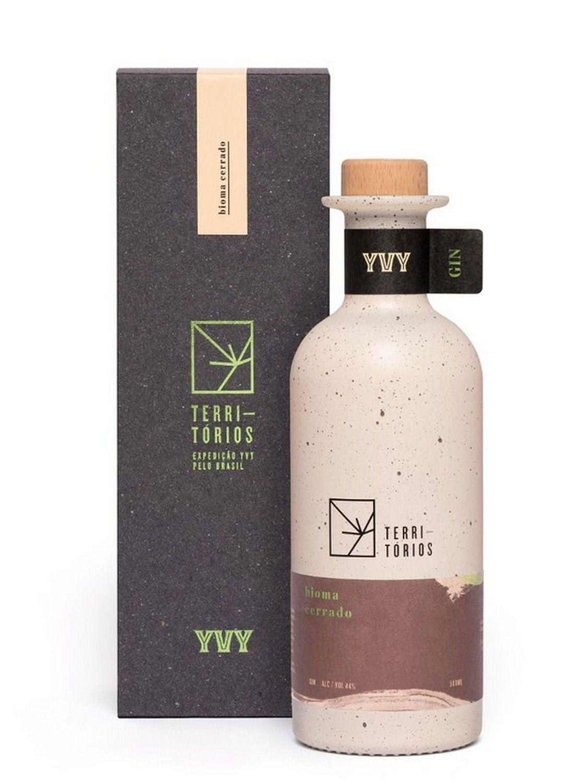 Gin Yvy Bioma Cerrado - Série Limitada - 500 ml
