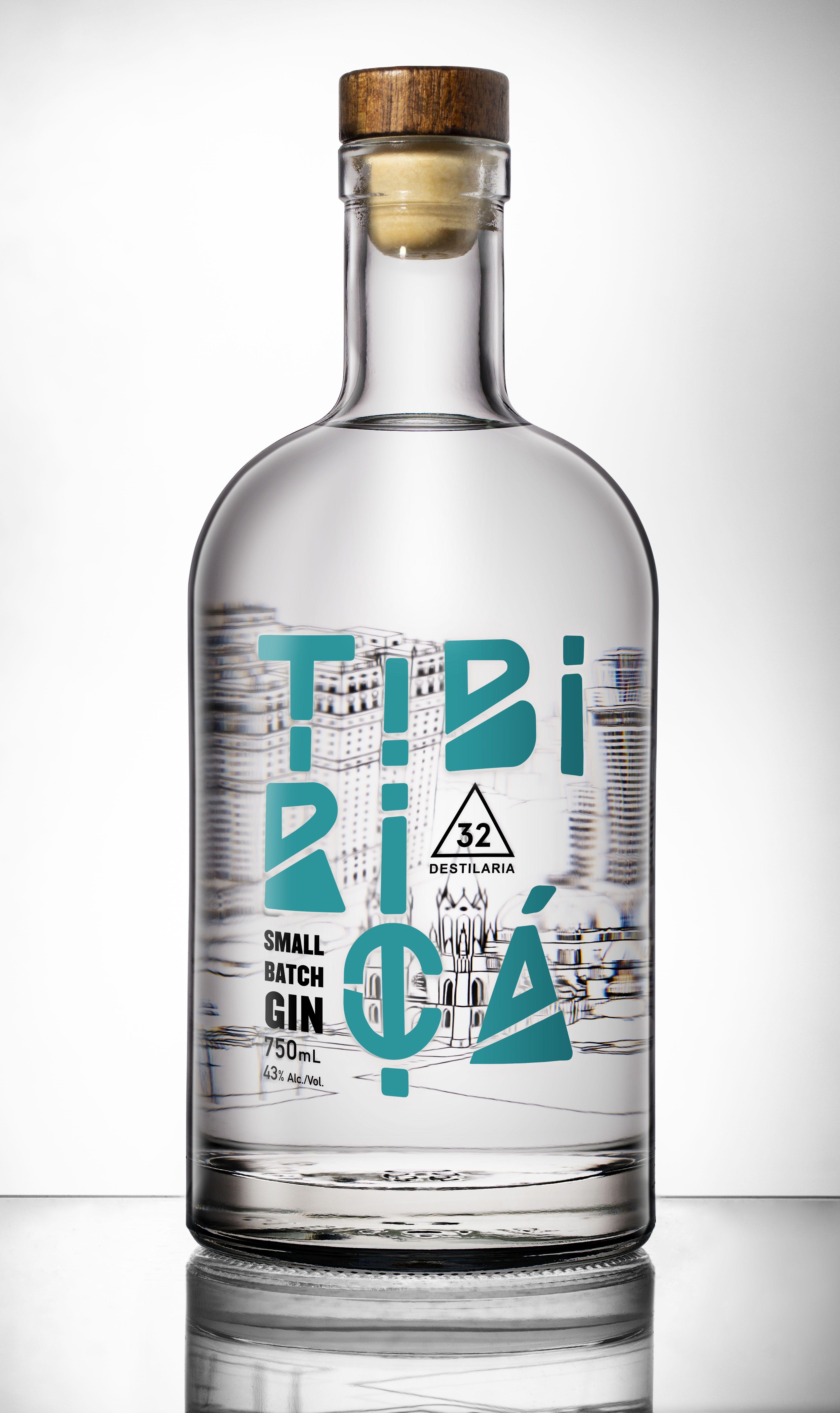 Gin Tibiriça 750 ml