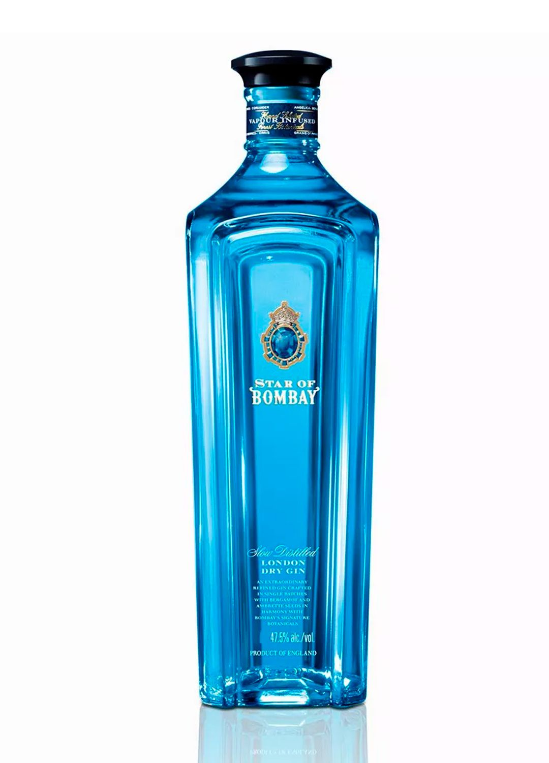 GIN STAR OF BOMBAY - CLUBE - 750 ML