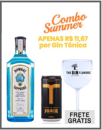 Combo Summer Bombay Sapphire