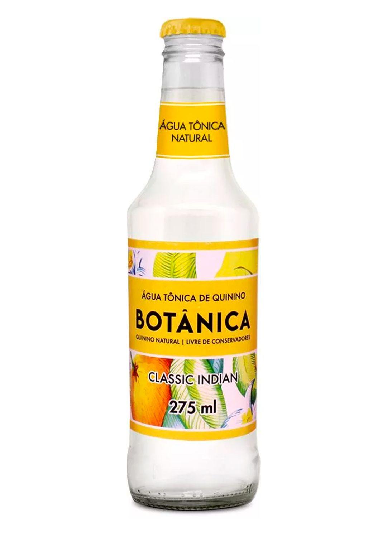 Água Tônica Botânica - Classic Indian - 275 ml