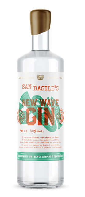 GIN SAN BASILE'S NEW WAVE - 700 ML