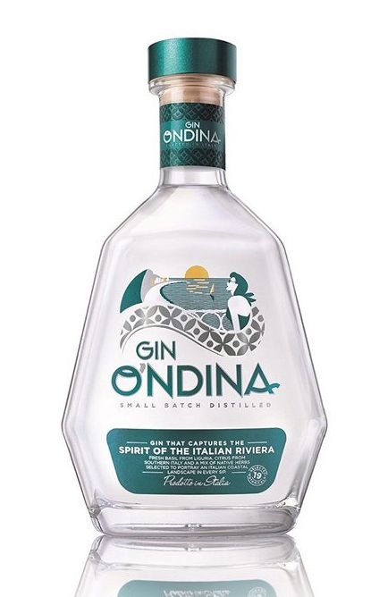 Gin O'ndina - 700 ml