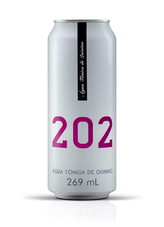 Água Tônica 202 - Lata - 269 ml