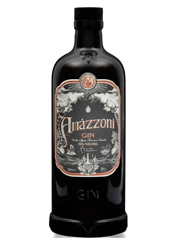 Gin Amazzoni - Rio Negro - 750ml