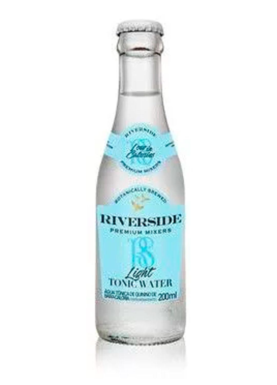Agua Tonica Riverside - Light - 200 ml
