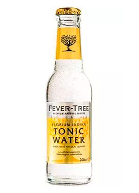 Água Tônica - Fever-Tree Indian - 200 ml