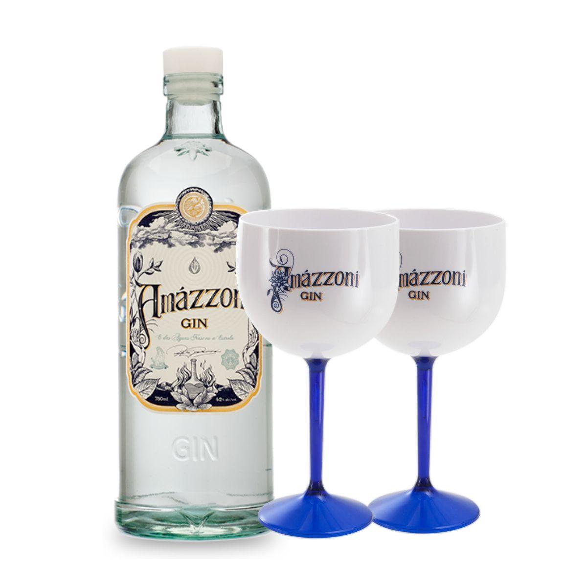 Gin Amazzoni - 750ml